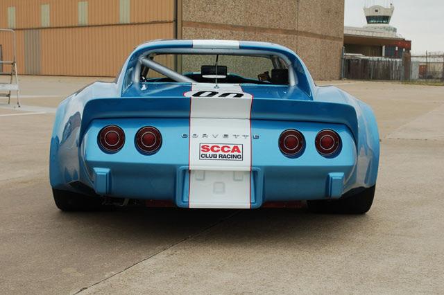 Corvettes On Ebay The 1968 74 Delmo Johnson Race Car