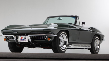 1967 Corvette Convertible for Sale at VetteFinders.com