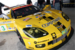 Corvette C6.R's Paint Scheme for 2008