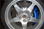 Ceramic Brakes for the Corvette SS/Blue Devil