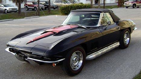1967 427/435 Corvette Roadster