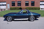 All Corvettes are Blue: 1966 Lagnua Blue