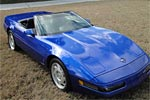 All Corvettes are Blue: 1995 Admiral Blue