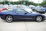 All Corvettes are Blue: 1999 Navy Blue Metallic