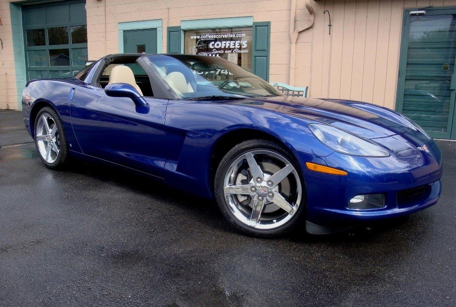 Jetstream Blue Metallic To Be Phased Out Of 2011 Corvette Production