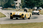 1957 Corvette Race Car