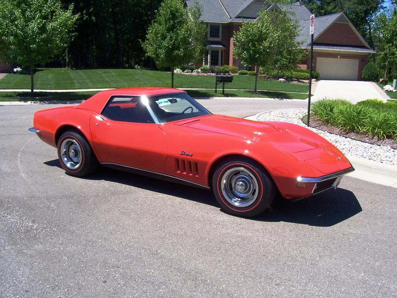 My Corvette Ride The Last 1969 L88 Corvette Roadster