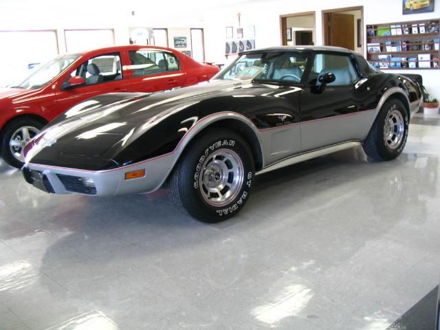 corvette values 11 mile 1978 corvette pace car corvette sales news lifestyle. Black Bedroom Furniture Sets. Home Design Ideas