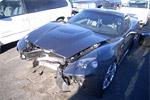 This Corvette ZR1 Has Seen Better Days