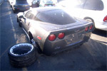 This Corvette ZR1 Has Seen Better Days