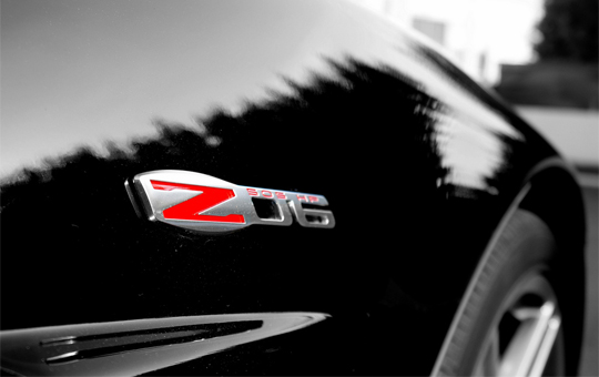 Mystery Corvette Z06 to Appear at Sebring's Corvette Corral