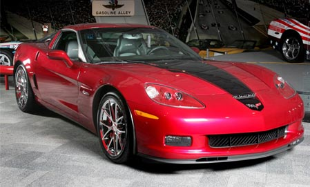 2008 Corvette 427 Limited Edition Z06