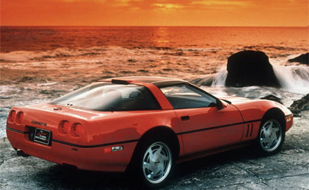 1989 Corvette ZR-1