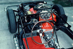Kevin Mackay's Drivable 1967 Corvette Chassis