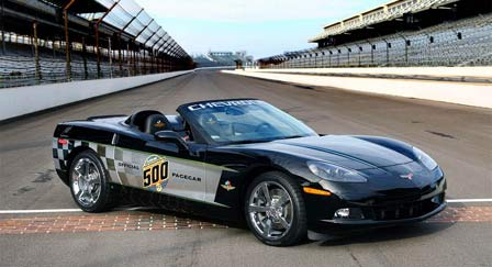 30th Anniversary Corvette Pace Car