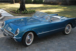 Lot 117 1955 Corvette Roadster at RM Auction