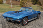Lot 177 1967 L71  Corvette Roadster at RM Auction