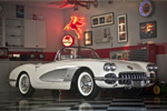 Lot 42 1958 Corvette Roadster at Gooding Sale