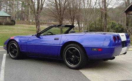 1996 Corvette Grand Sport Roadster