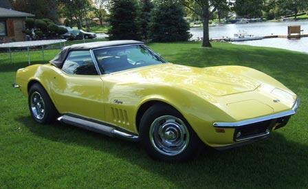 1969 Corvette Roadster