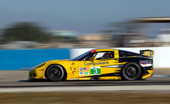 New Season Brings New Challenges for Corvette Racing