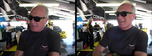 [VIDEO] A Conversation with Corvette Racing's Doug Fehan