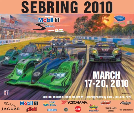 Corvette Racing: Links and Info for the 12 Hours of Sebring