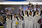 Corvette Racing take 1-2 on the Sebring Podium