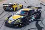 Corvette Racing: The GT1 Championship C6R Livery