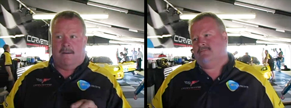 [VIDEO] Behind the Scenes at Corvette Racing with #03 C6.R Crew Chief Dan Binks