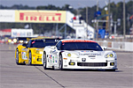 Corvette Racing's Artic White C6.R