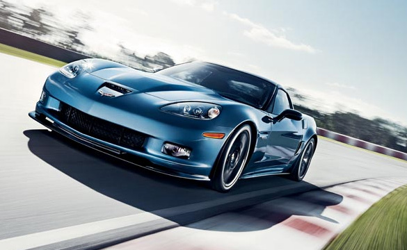Corvette Z06 Scores Best Ratin