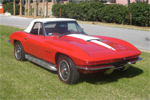 1967 Corvette Convertible 427/435 Big Block