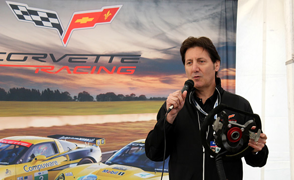 [VIDEO] Ron Fellows Presentation to Corvette Owners at the 12 Hours of Sebring