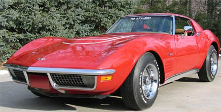 1970 Corvette ZR-1 Coupe