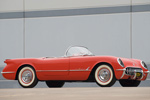 Rare 1955 Corvette Bubbletop Roadster