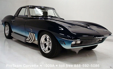 1964 Corvette Miss Mako Convertible