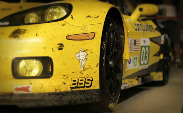 [VIDEO] Corvette Racing Series Episode 3: Inside the GT Fight at Sebring