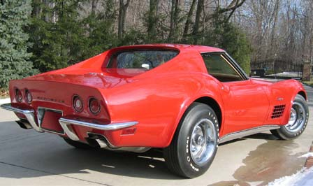1970 ZR-1 LT-1 Corvette on the block at Barrett-Jackson's Palm Beach Collector Car Auction
