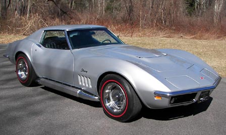 1969 L71 427/435 Corvette on the block at Barrett-Jackson's Palm Beach Collector Car Auction