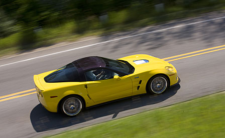 2009 Chevy Corvette ZR1