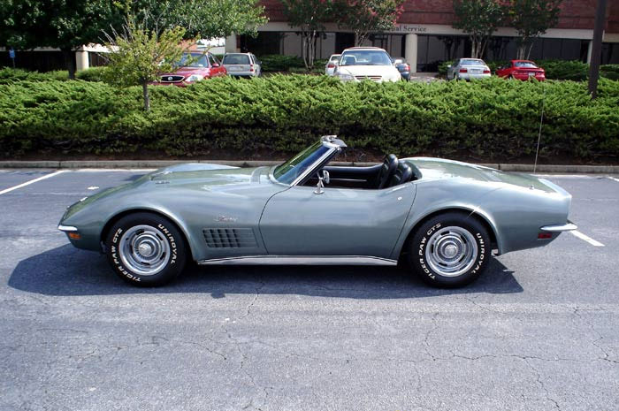 corvette values 1972 corvette roadster with a 454ci v8 corvette. Cars Review. Best American Auto & Cars Review