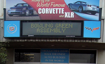 The Bowling Green Assembly Plant