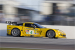 The #4 C6.R Corvette at St. Pete