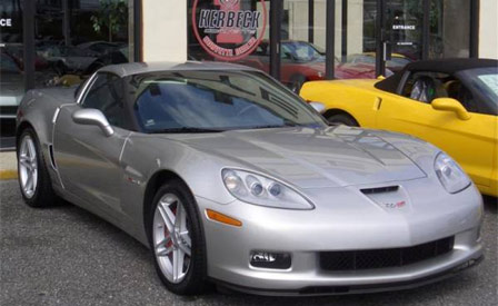 Corvettes for sale at Kerbeck