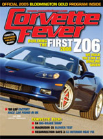 Corvette Fever Magazine