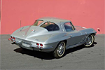 1963 Corvette Z06/Tanker