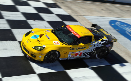 Corvette Racing Extends Partnership with Mobil 1