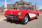 1957 Corvette Big Brake Fuelie Roadster