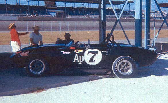 Tony DeLorenzo and the Hanley Dawson '67 L88 Corvette